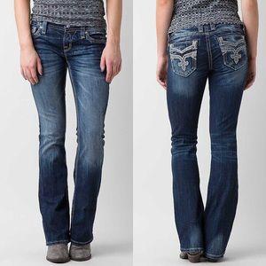 "Rock Revival Easy Bootcut Jeans in ""Boris"""